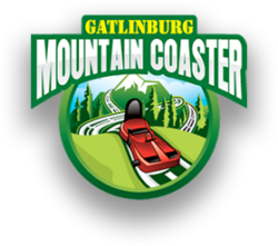 Gatlinburg Mountain Coaster Retina Logo